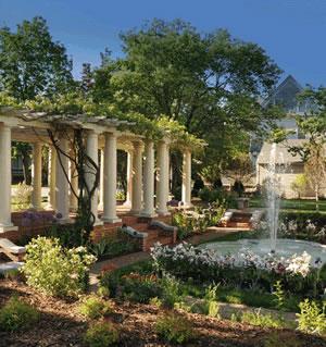 Yawkey House Gardens