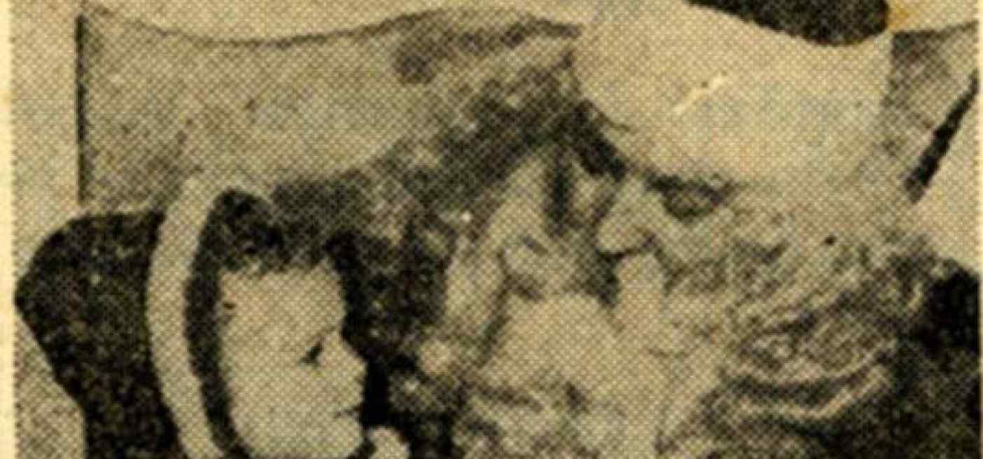 Santa's In Wausau, WVN, 12-6-1949