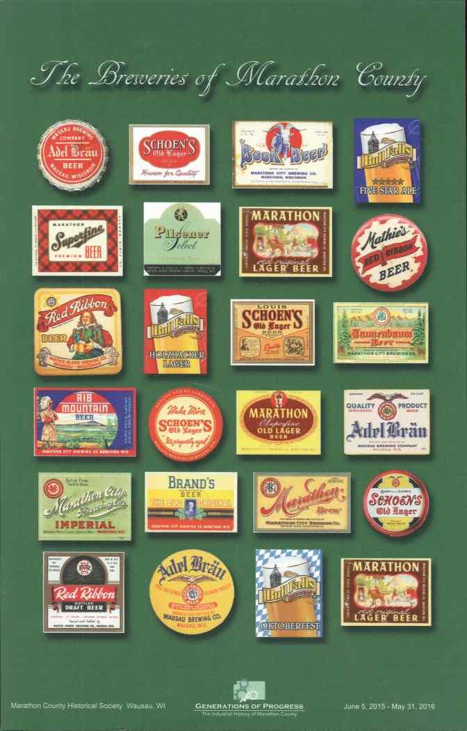 Breweries of Marathon County